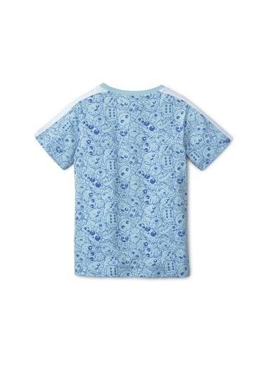 Puma Puma 59700742 Monster AOP Tee T-Shirt Lacivert